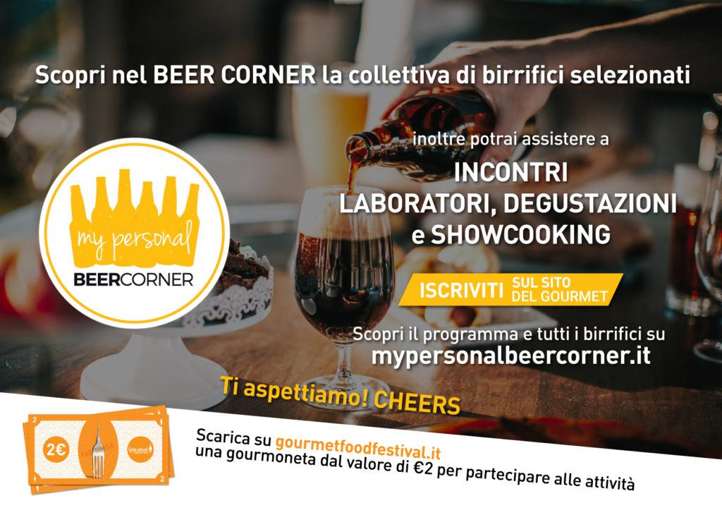 My Personal Beer Corner Torino