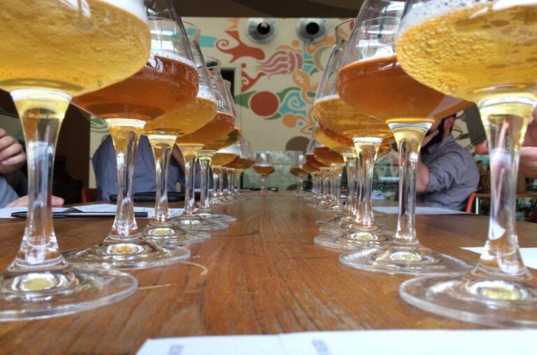 corso di degustazione della birra a Torino